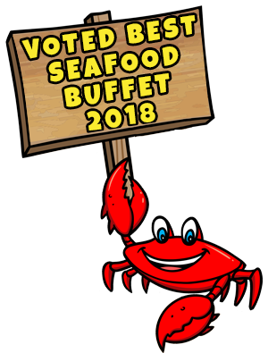 Crabby Mike's - Calabash Seafood Buffet - Surfside Beach, SC