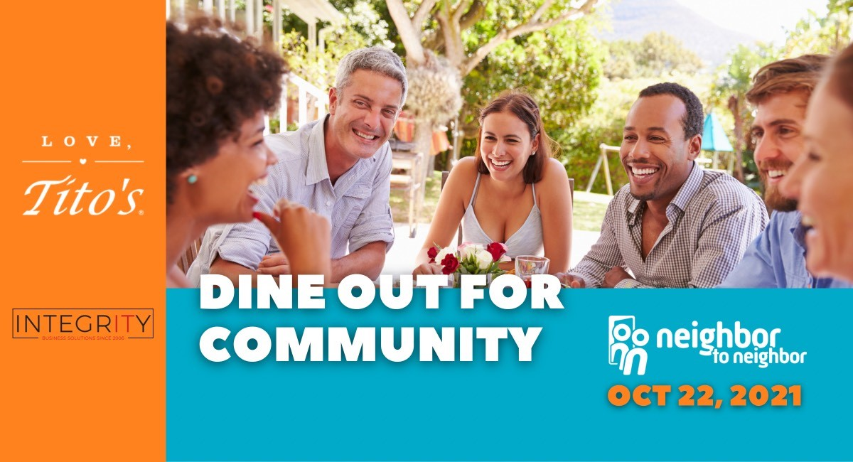 Dine Out for Community