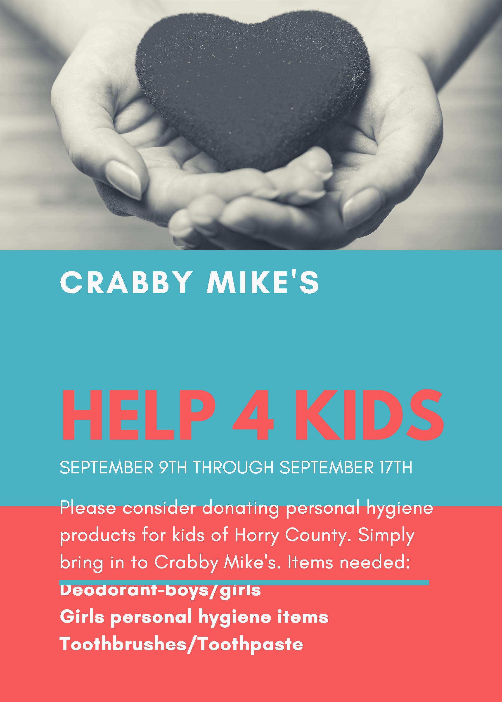 Crabby Cares