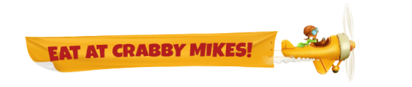 Crabby mike's coupons