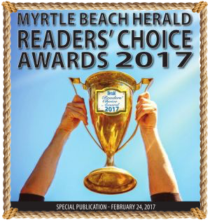 myrtle beach herald award